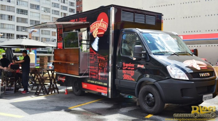 Daily - food truck