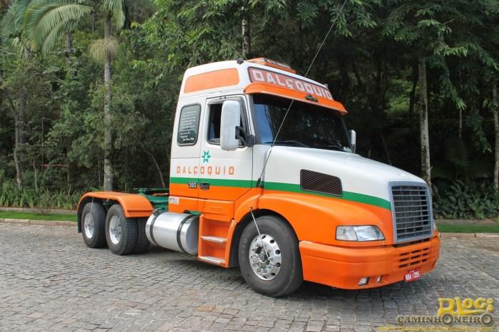 Volvo NH Dalcoquio