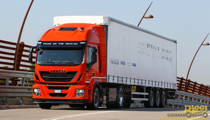 Iveco Stralis GNV