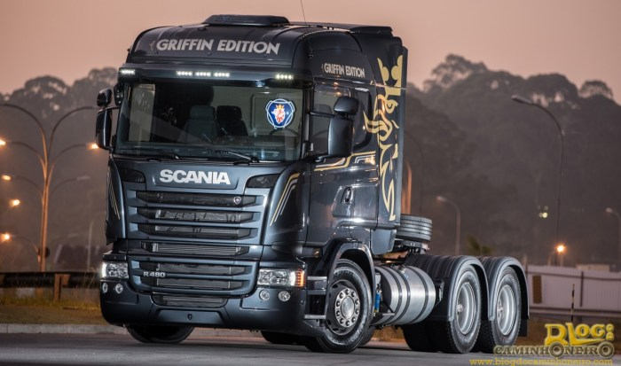 Scania Griffin Edition 2015 - R440 R 480 (8)