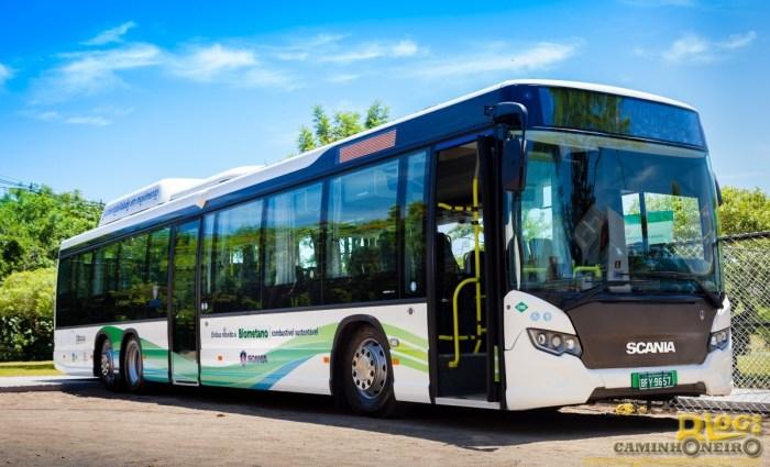 Onibus_Biometano Scania
