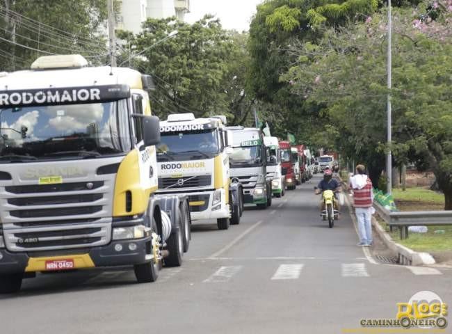 protesto caminhoneiros campo grande (1)
