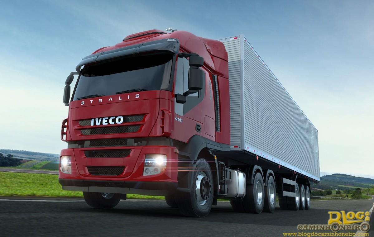 Caminhões Iveco chegam a 2 milhões de KM rodados
