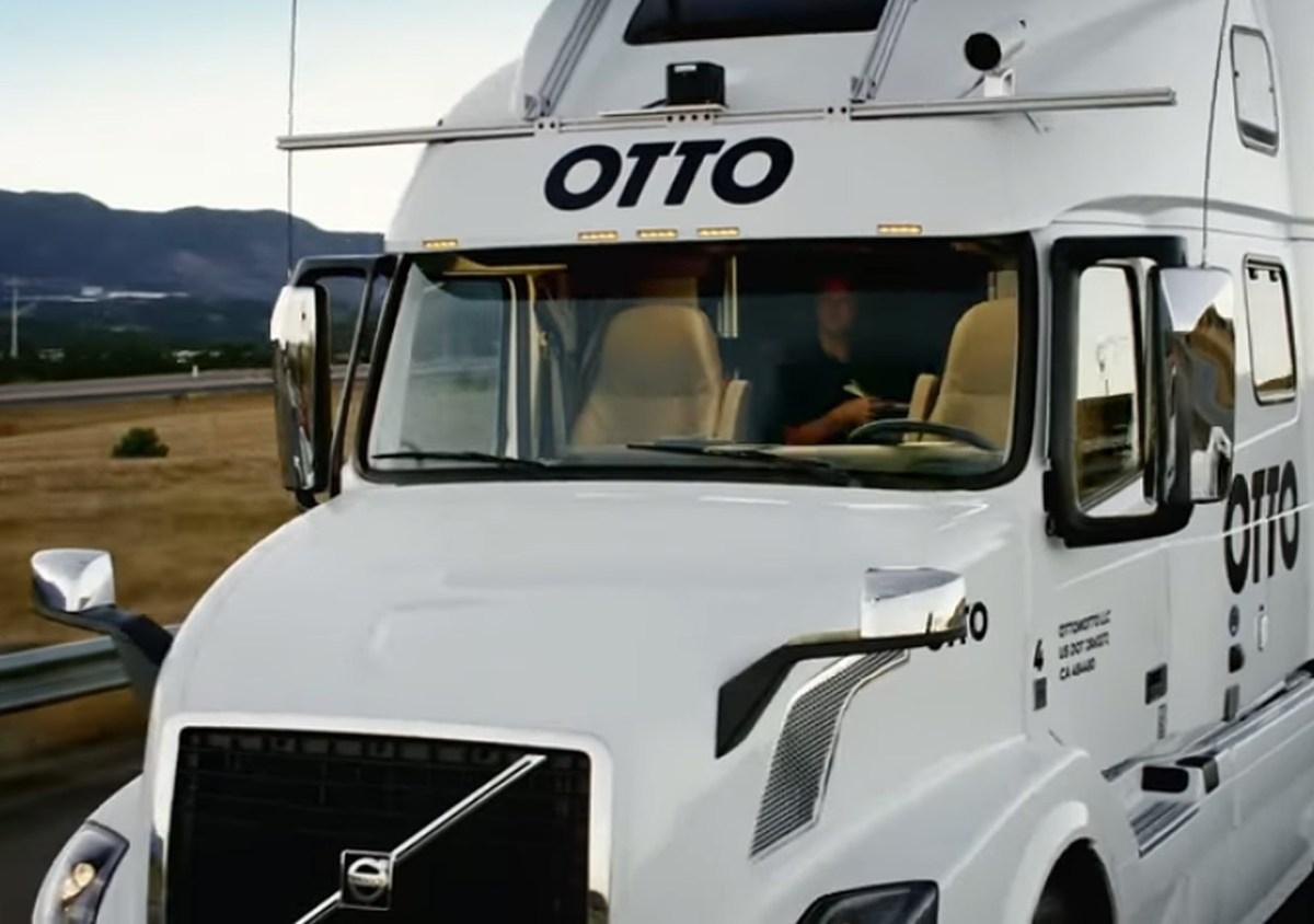 A corrida para lançar caminhões autônomos