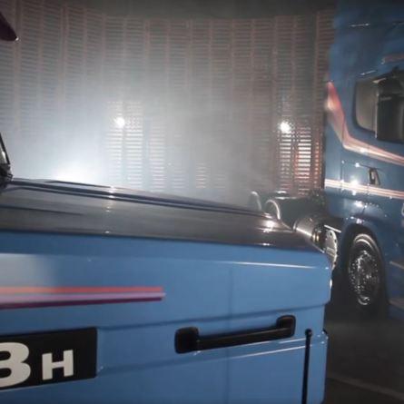 Segurança dos caminhões frontais é maior do que nos bicudos