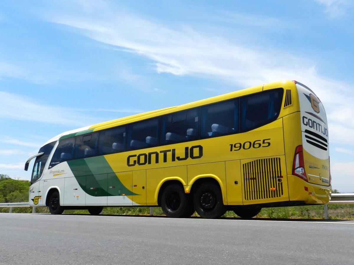 Gontijo tem vagas para motorista de ônibus rodoviário