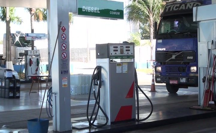 Petrobras reduz o valor do diesel