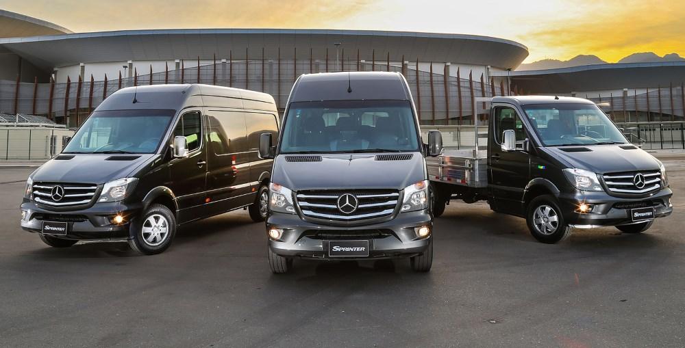 0901fb82be Vans Sprinter e Vito são eleitas as melhores da categoria pelo Guia de Melhor  Compra 2017