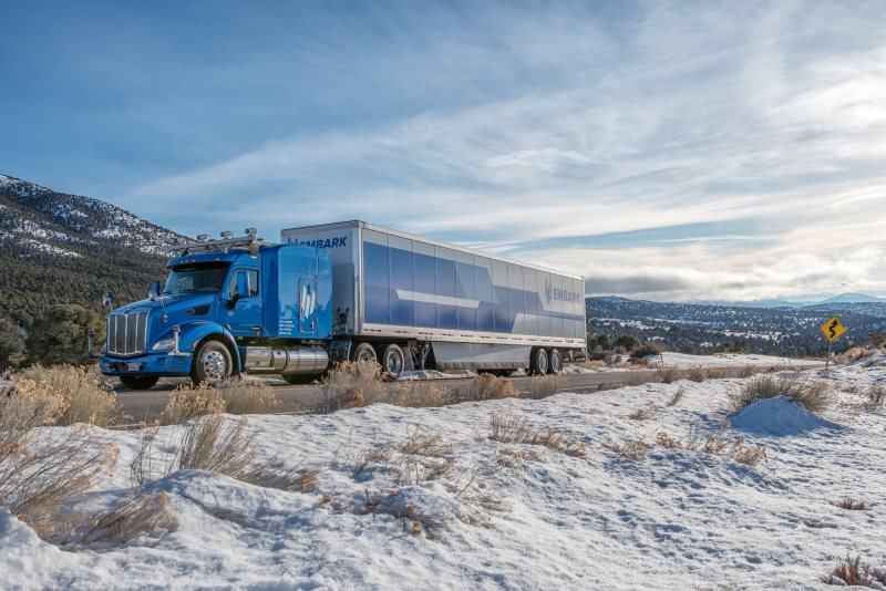 Salário de caminhoneiros será o maior aumento de custo para transportadoras nos EUA em 2018