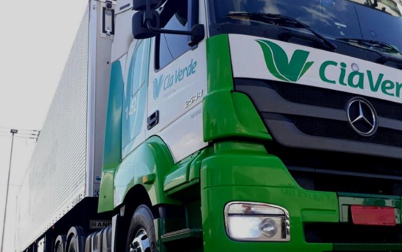 Cia Verde precisa de motoristas carreteiros em Curitiba