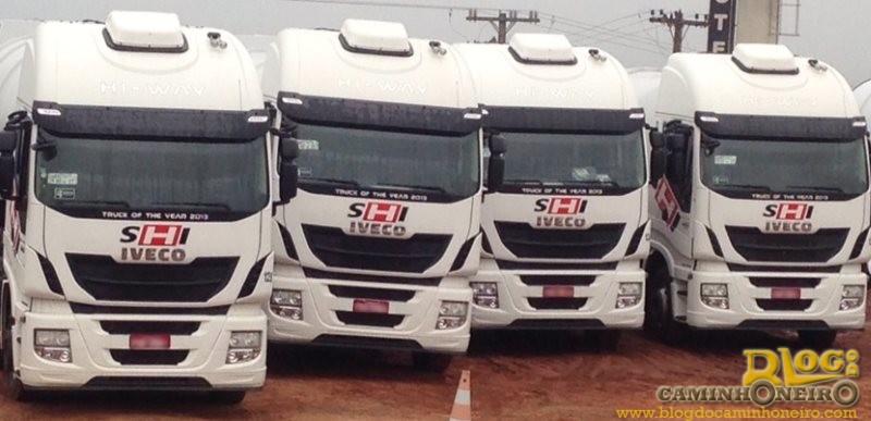 SHI Transportes e Logística está contratando motoristas para São Paulo