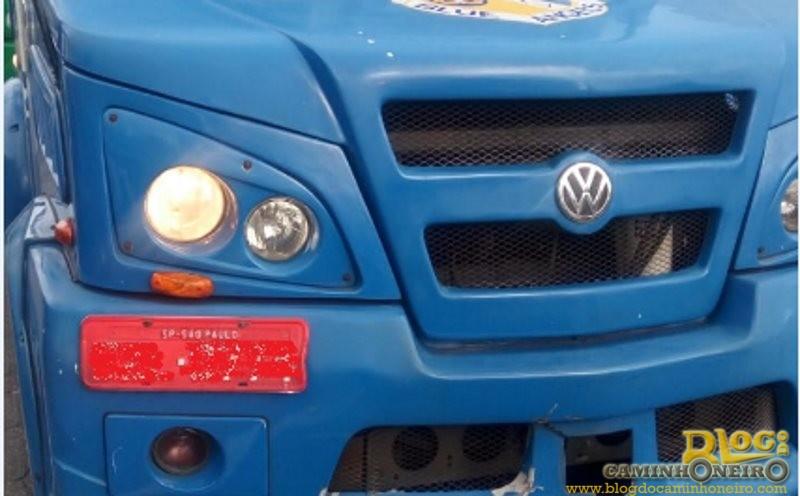 Detran de São Paulo apreende carro-forte com mais de R$ 7 milhões em multas