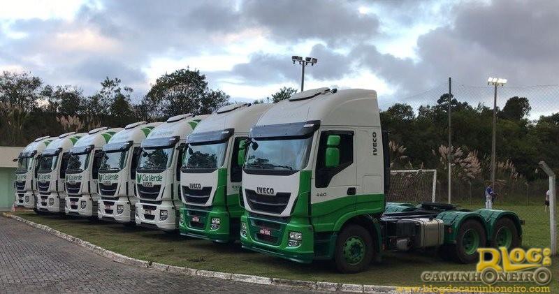 Cia Verde abre novo processo seletivo para contratação motoristas carreteiros no Paraná e Nordeste