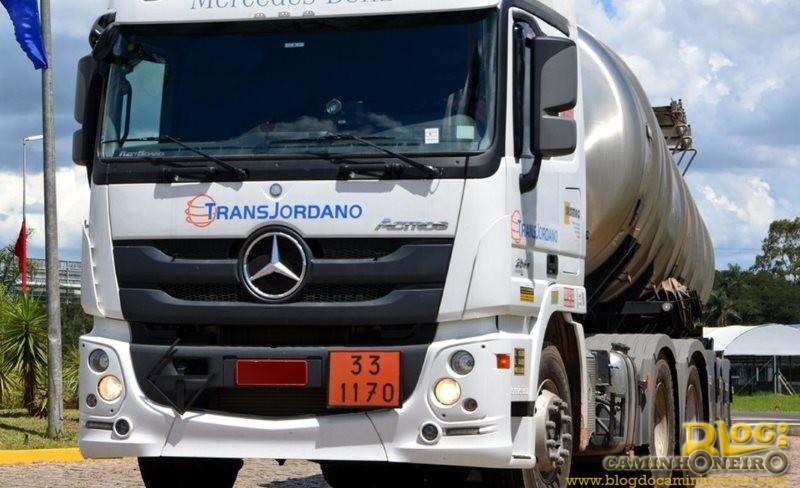 Transjordano abre 50 vagas para motoristas carreteiros em São Paulo