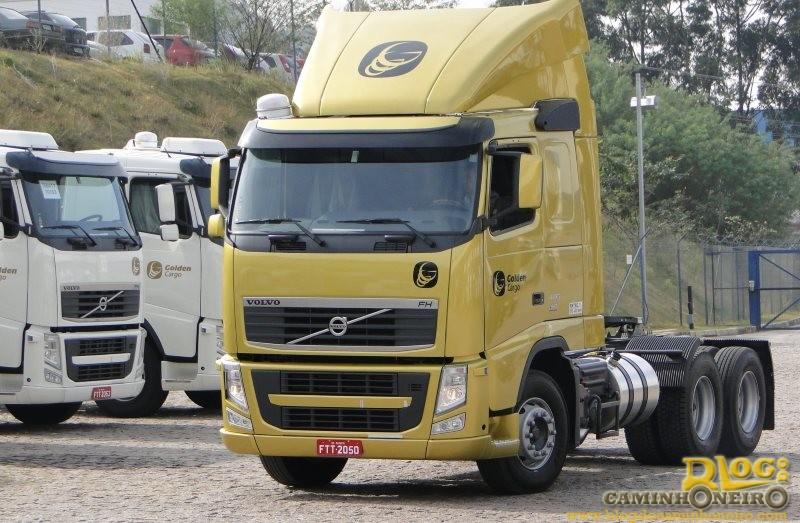 Golden Cargo anuncia abertura de vagas para motoristas carreteiros