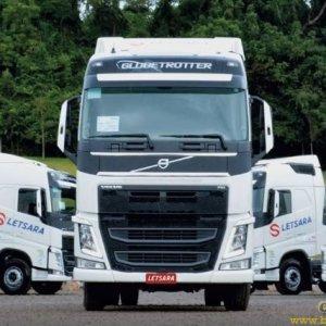 Letsara Transportes tem novas vagas para motoristas carreteiros Mercosul no Paraná