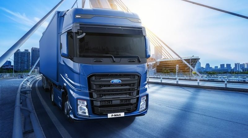 Novo caminhão Ford é o International Truck of the Year 2019