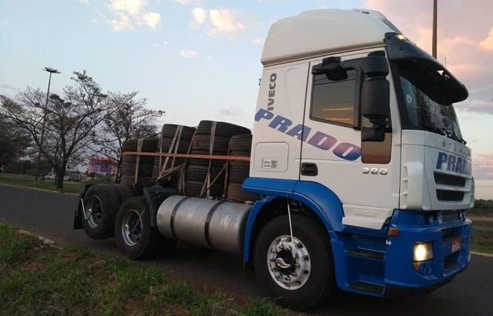 Caminhoneiro de Mato Grosso do Sul perde caminhão em golpe