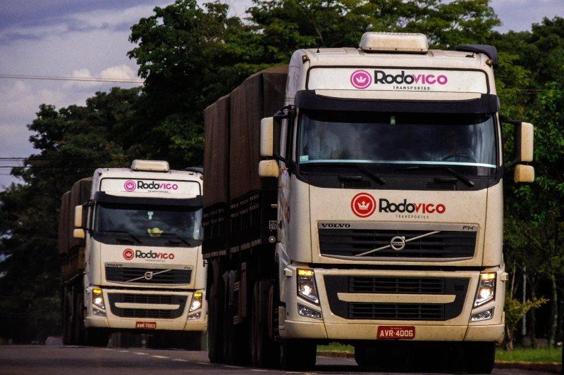 Rodovico Transportes Rodoviários tem vagas para motoristas carreteiros no Paraná