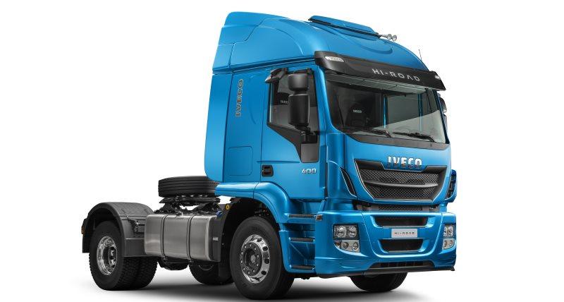 Iveco apresenta o modelo Hi-Road ao mercado brasileiro