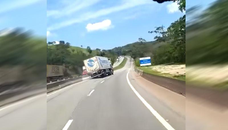 Transportes Silvio emite nota sobre vídeo de um de seus motoristas