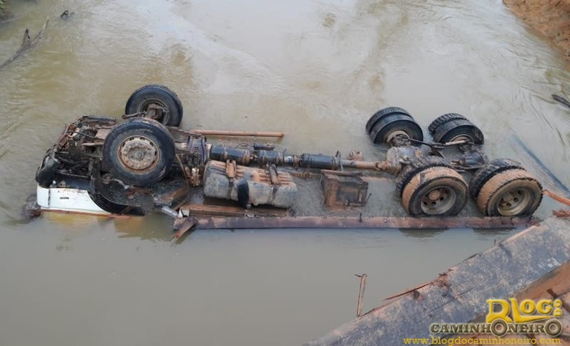 Município é condenado a indenizar por acidente com caminhão em ponte