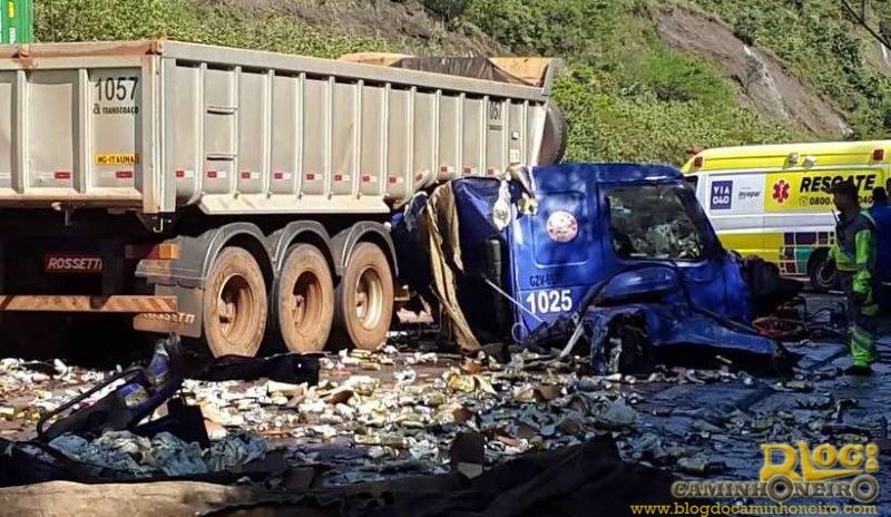 Morte de caminhoneiro em tentativa de roubo alerta para crime recorrente