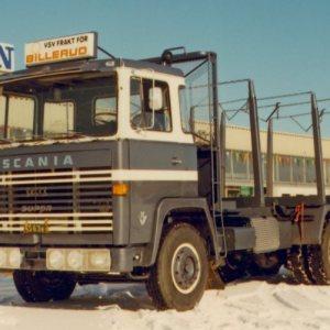 Scania encontra o dono do primeiro caminhão V8 produzido pela marca