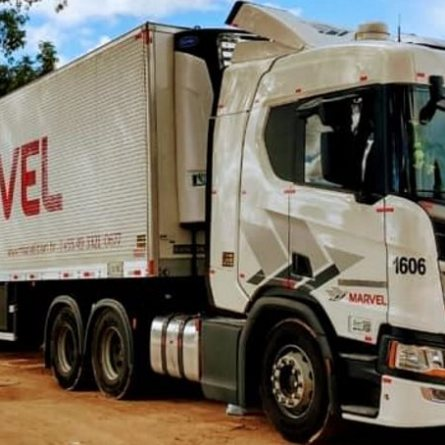 Transportes Marvel tem oportunidades para motoristas carreteiros Mercosul