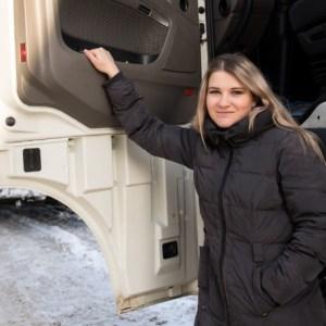 Mulheres poderão ser caminhoneiras na Rússia