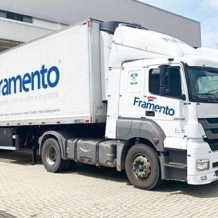 Framento Transportes tem oportunidades para motoristas carreteiros em quatro estados