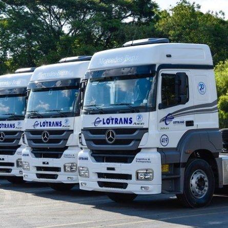 Lotrans tem oportunidades para motoristas carreteiros em São Paulo