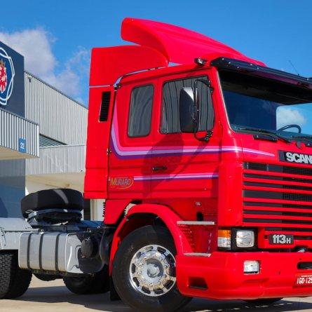 Scania 113H 360 atinge 3 milhões de quilômetros sem manutenções no motor