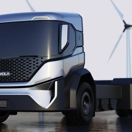 Empresa dos Estados Unidos compra 2.500 caminhões Nikola