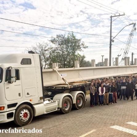 Leonardi Pré-fabricados tem vagas para motoristas carreteiros