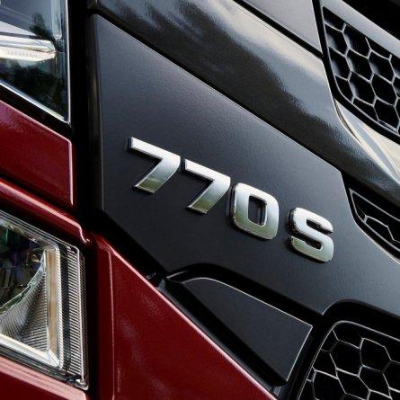 Scania apresenta o caminhão mais potente do mundo, com 770 cavalos de potência