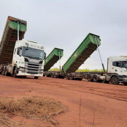 I.B. Logística & Transportes tem vagas para motoristas carreteiros em Minas gerais