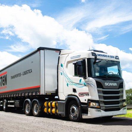 Carsten Serviços tem vagas para motoristas truck em Agudos-SP