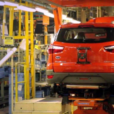 Fábrica da Ford na Bahia já tem quatro montadoras chinesas interessadas