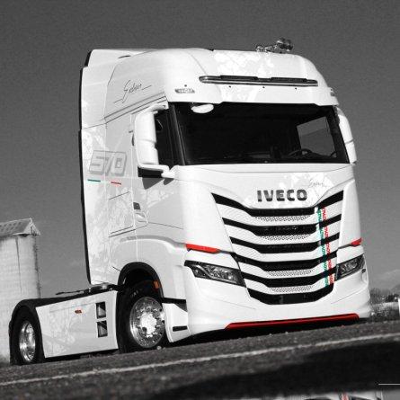 Concessionária francesa cria edição especial limitada do Iveco S-Way