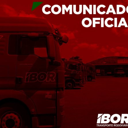 Ibor Transportes publica nota sobre caminhão da empresa de ré na Serra das Araras