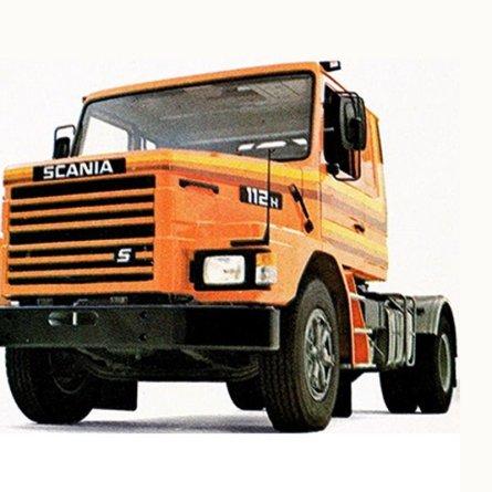 Série 2 da Scania chegou ao Brasil há quarenta anos