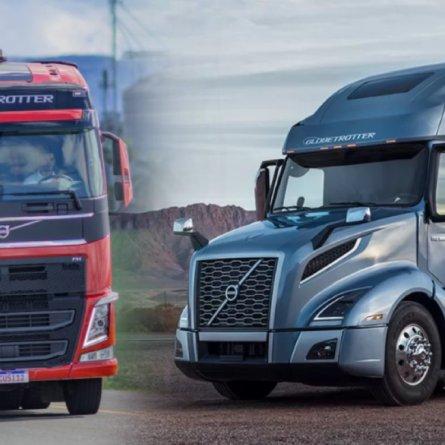 Você sabe o porquê de os caminhões brasileiros e norte-americanos serem tão diferentes?