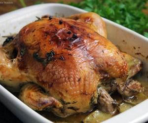 Marinada para frango