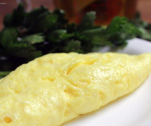 Omelete Francês