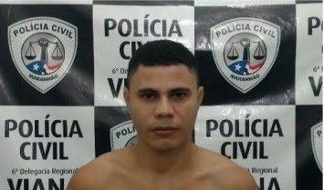 Viana – PM cumpre mandado de prisão contra acusado de homicídio e atirar em policiais