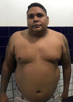 Foragido da justiça suspeito de participação em mortes de PMs no Pára é preso pela polícia militar em Viana-Ma