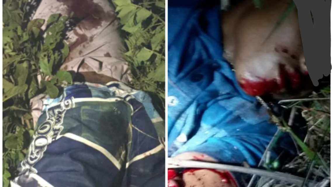 Urgente – Dois Homens são assassinados a tiros na zona rural de Turilândia
