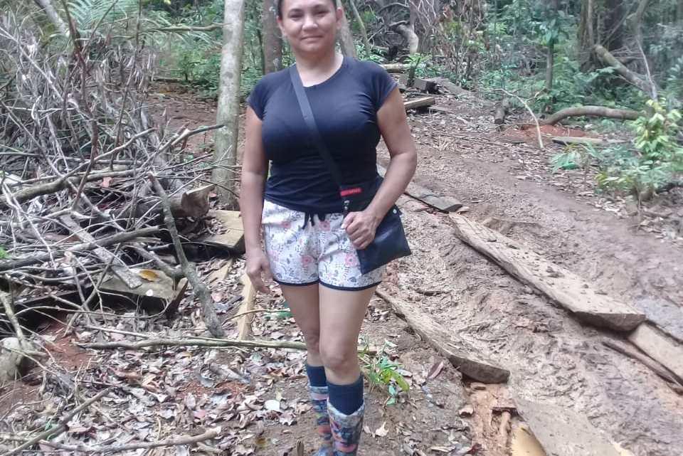 Mulher natural de Presidente Sarney- MA foi brutalmente assassinada em um Garimpo na Guiana Francesa