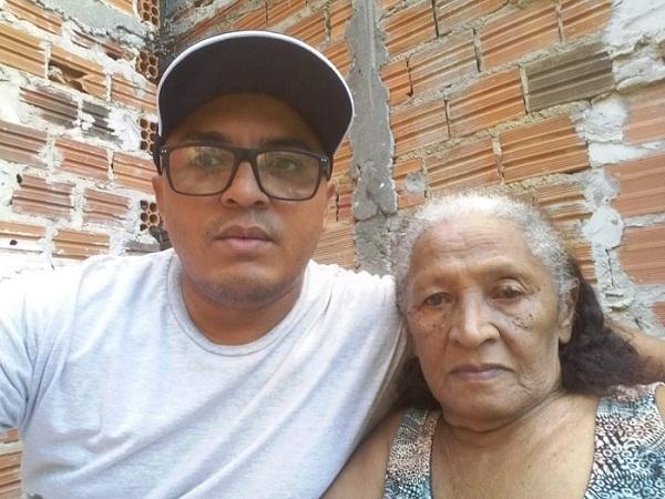 Repórter fotográfico Denis Gomes pede ajuda para cirurgia da sua mãe